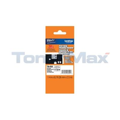 BROTHER TZ HEAD CLEANING TAPE 36 MM X 2.5 M